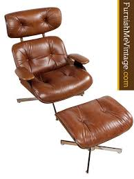 eames style recliner by charlton