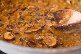 porcini mushroom gravy recipe serious cozy millet bowl with mushroom gravy and kale u2014 oh she glows