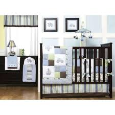 Black And White Crib Bedding Set Bedroom Boys Crib Bedding Awesome Black And White Boy Crib