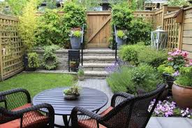 bright and beautiful small garden ideas housely