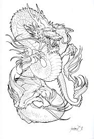 tribal dragon n flower tattoo on side for girls real photo