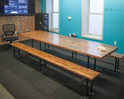 12 ft conference table 12ft solid wood farmhouse conference table farmhouse dining