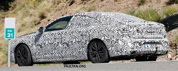 peugeot 508 2018 spied next gen peugeot 508 testing u2013 due in 2018 image 674308