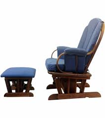 glider rocker with ottoman lovable glider recliner with ottoman shermag glider rocker and