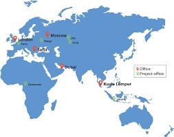 Dubai On World Map Home Euro Petroleum Consultants