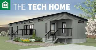 Mini House Design The Tech Home Modular Home Floor Plans Mini Home Design