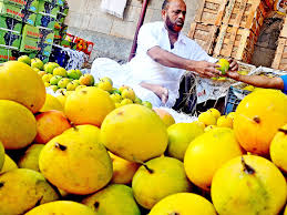 sharp fall in prices of ratnagiri mangoes pune news times of india