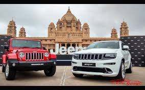 jeep india jeep india launches wrangler grand cherokee srt carzgarage