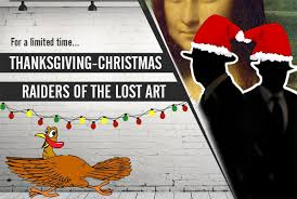 escape room thanksgiving raiders of the lost by