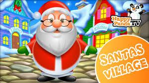 christmas games santa u0027s village free online game for kids