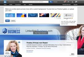 how to create best linkedin profile how to use the new linkedin header image for profiles social