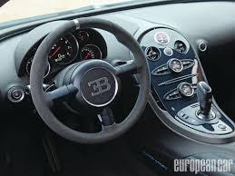 bugatti veyron super sports european car magazine