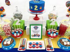 paw patrol candy table ideas i set up this candy table for a party this weekend paw patrol