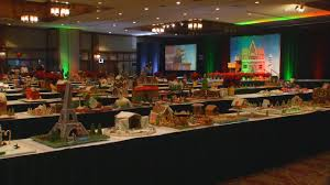 omni grove park inn hosts annual gingerbread house competition wlos