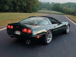 1994 chevy corvette 1994 chevrolet corvette coupe corvette fever magazine