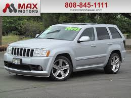 used 2006 jeep grand 2006 used jeep grand 4dr srt 8 4wd at max motors llc