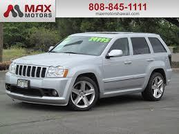 used jeep grand cherokee 2006 used jeep grand cherokee 4dr srt 8 4wd at max motors llc