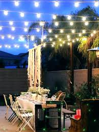 commercial outdoor string lights outdoor string lights patio ideas commercial with timer innovative