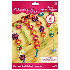 beaded bracelet girl images American girl crafts 30 585355 daisy design bracelets jpg