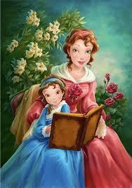 belle u0027s mother disney wiki fandom powered wikia