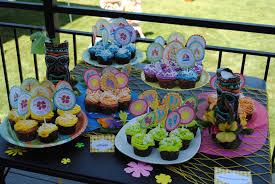 Luau Cake Decorations Planning A Luau Party Craft