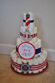 Nautical Baby Shower Centerpieces by 109 Best Ahoy It U0027s A Boy Baby Shower Images On Pinterest Boy