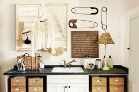 How To Decorate A Laundry Room How To Organize Your Laundry Room How To Decorate