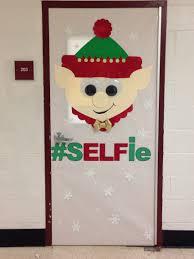 chic office christmas door decorating contest the grinch door