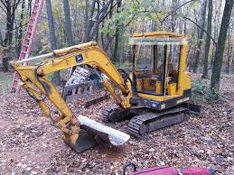 john deere 215 excavator john deere excavators john deere