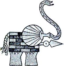 Blind Man And Elephant The Parable Of The Blind Men And The Elephant