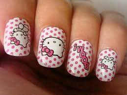 hello kitty nail designs 33 best images stylepics