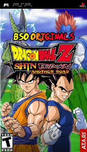 dragon ball shin budokai road iso ppsspp download
