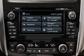 nissan leaf xm radio trial 2013 nissan altima 3 5 sv editors u0027 notebook automobile magazine