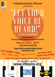 music competition to spread awareness about teen dating violence