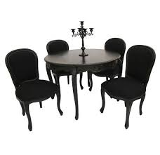 High Top Dining Room Table Sets Best 25 Black Dining Room Table Ideas On Pinterest Dining Room