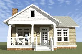 Bungalow Houses Bungalow Style House Plan 1 Beds 1 Baths 841 Sq Ft Plan 64 123