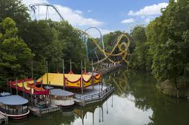 busch gardens williamsburg amusement park in virginia