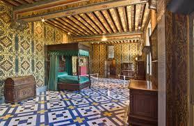 la chambre de les appartements royaux château royal de blois