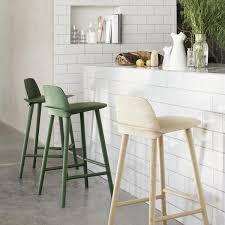 danish bar stools muuto nerd counter bar stool by david geckeler danish design store