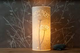 Laser Cut Lamp Shade Uk by Hannah Nunn Designer Maker Of Lighting Wallpaper And Fabric
