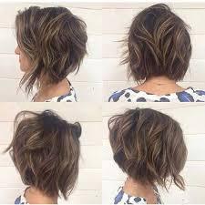 Bob Frisuren Welliges Haar by Stilvolle Kurze Haarschnitte Für Curly Welliges Haar Frisuren Design