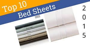 10 best bed sheets 2015 youtube