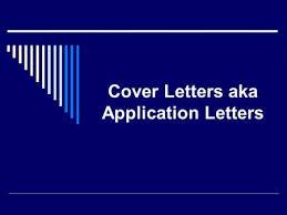 cover letters ms batichon ppt video online download