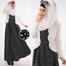fashion terbaru gamis remaja motif bunga terbaru abayas niqab and robe