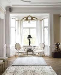 window drapery ideas 50 cool bay window decorating ideas shelterness