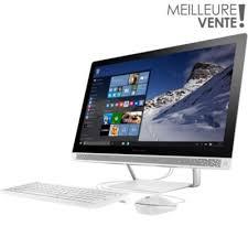 meilleur ordinateur de bureau tout en un pc tout en un hp hp pc tout en un 34a090nf blanc 34 8 go windows