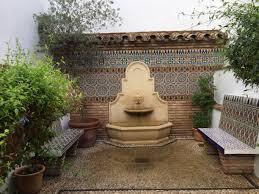 hotel conquistador cordoba cordoba spain arabic patio in