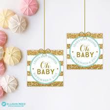 Baby Shower Favor Messages - best 25 mint baby shower ideas on pinterest mint party mason