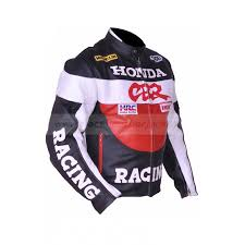 motorcycle racing jacket honda cbr jacket racing leather motorcycle jacket