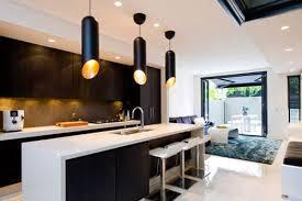 cuisines ouvertes sur salon aménager une cuisine ouverte en largeur